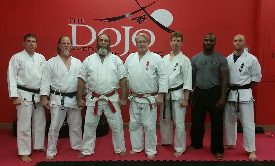 Black Belt Training 8.25.15