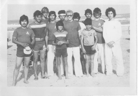 C Nelson's Yoshukai Texas, 1978