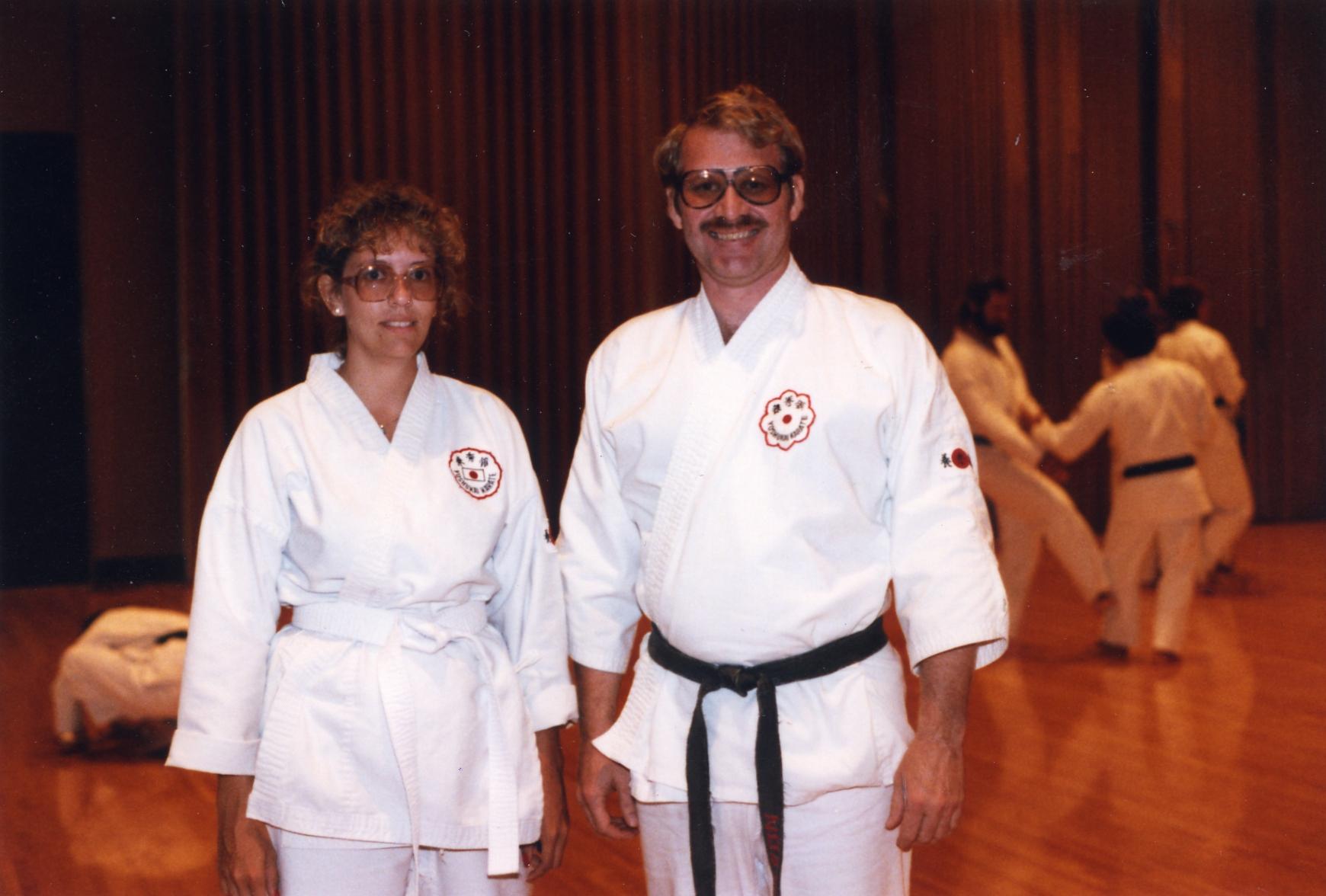 CEN & TADN Karate 1986001