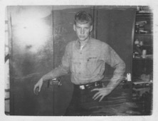 Chris Nelson, US Navy, 1966 or 67