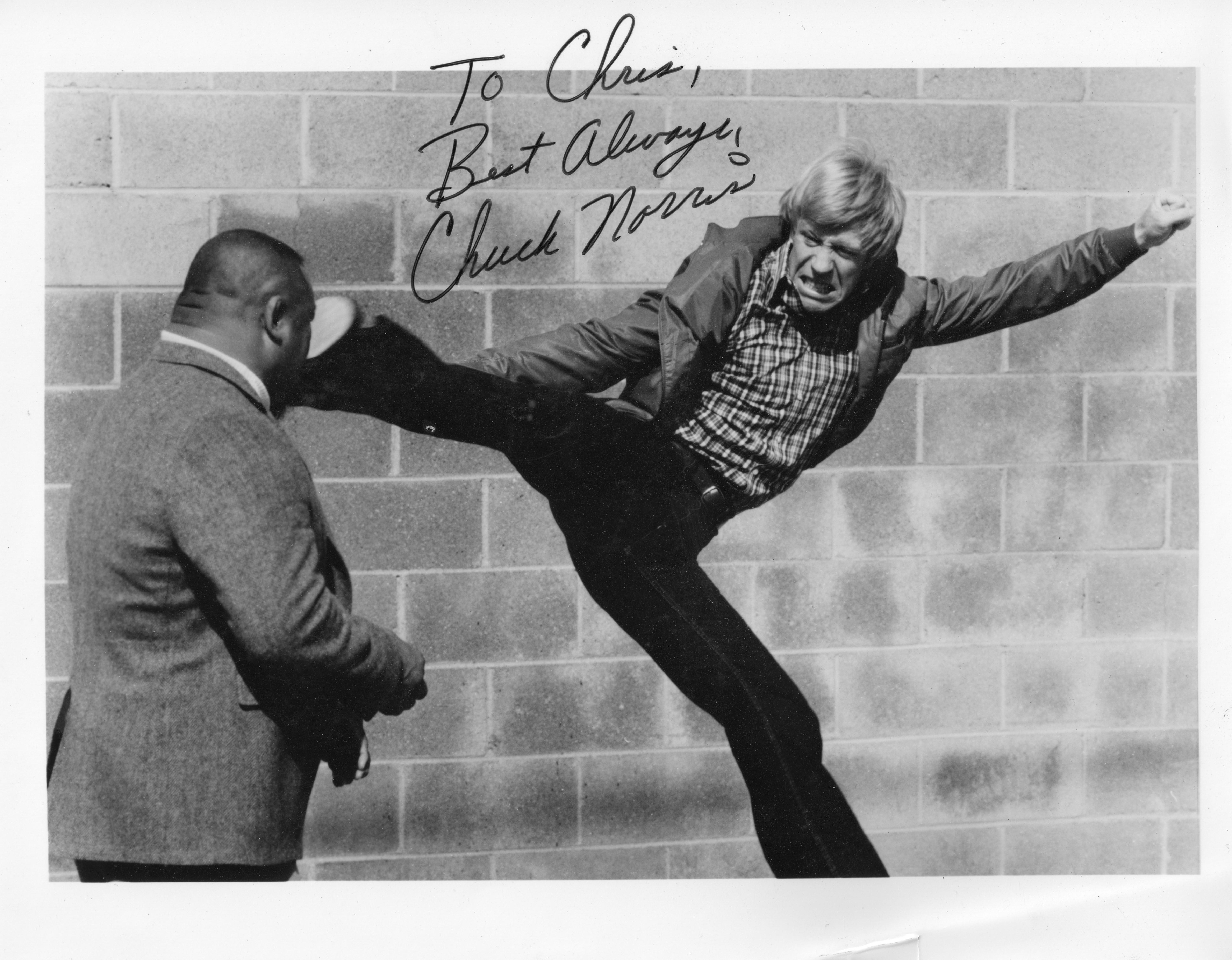 Chuck Norris Pic 1001