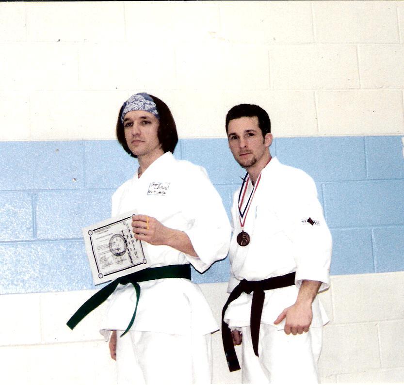 Derek and Rich 1998