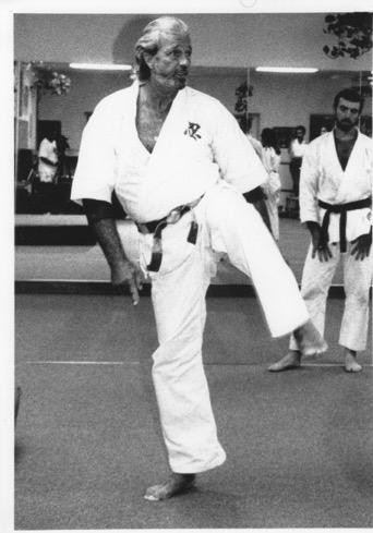 Foster, Atlanta Dojo, 1988