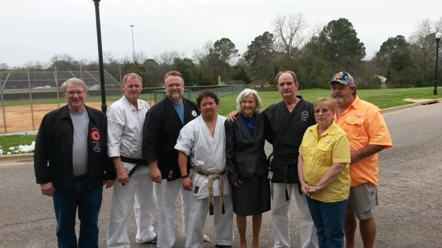Karate Pioneers 3.12.16