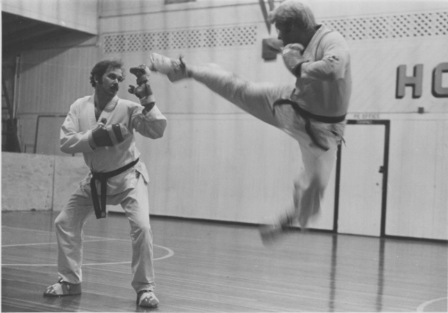 Nelson Jump Kick 1974