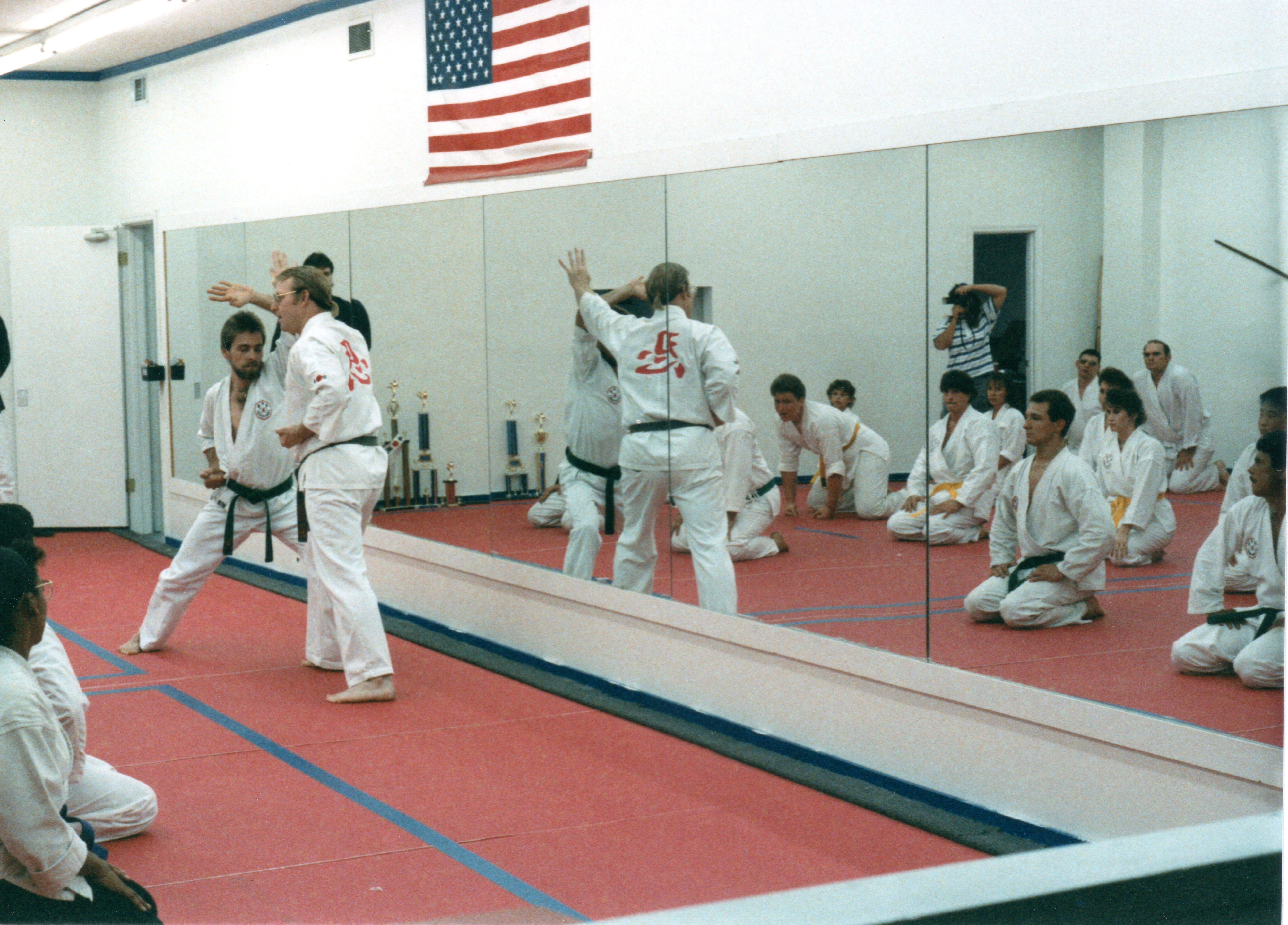 W. Hopkins punching 123