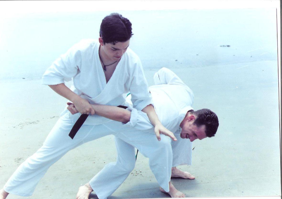 karate Jackyl Island 2