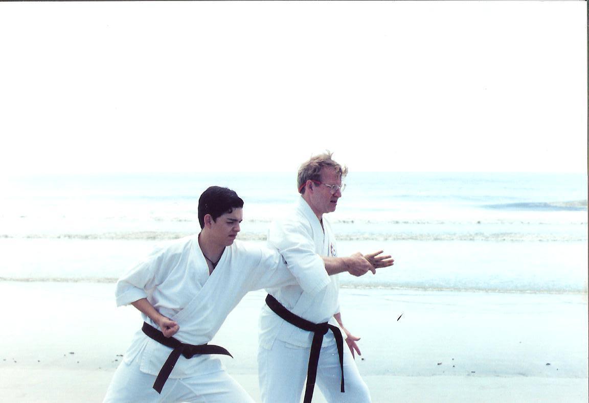 karate Jackyl Island 4