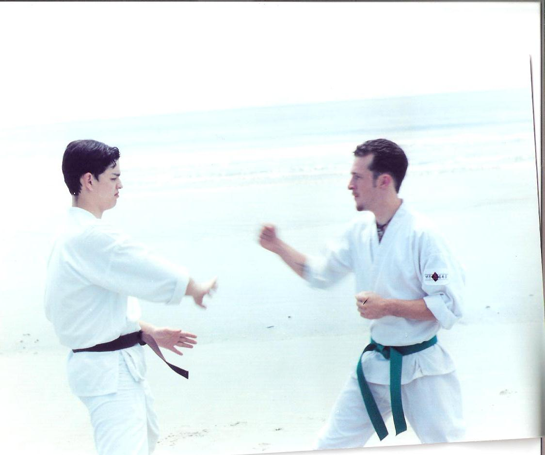 karate Jackyl Island 5