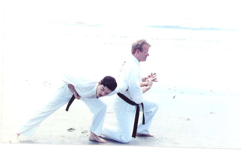 karate Jackyl Island 7