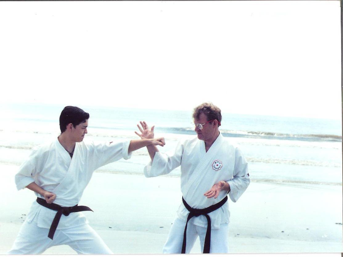karate Jackyl Island1